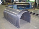 Conveyor Chute Section