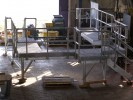 Platform & Handrail