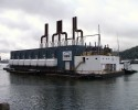 Power Barge Exterior
